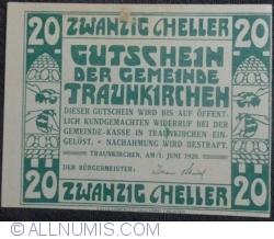 Image #2 of 20 Heller 1920 - Traunkirchen