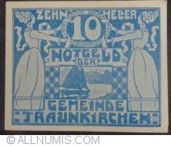 Image #1 of 10 Heller 1920 - Traunkirchen