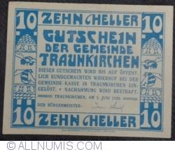 Image #2 of 10 Heller 1920 - Traunkirchen
