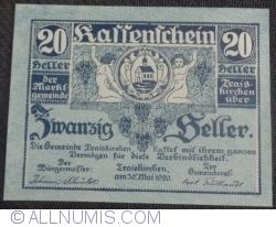 Image #1 of 20 Heller 1920 - Traiskirchen