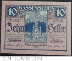 Image #1 of 10 Heller 1920 - Traiskirchen