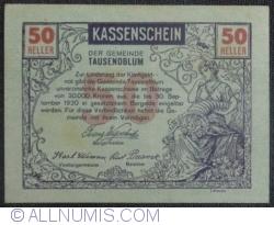 Image #1 of 50 Heller ND - Tausendblum