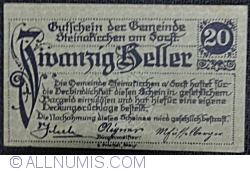 Imaginea #2 a 20 Heller ND - Steinakirchen am Forst