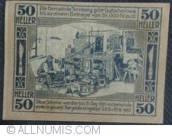 Image #2 of 50 Heller 1920 - Ternberg