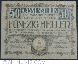 Image #1 of 50 Heller 1920 - Traiskirchen