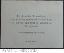 Image #2 of 50 Heller 1920 - Traiskirchen