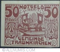Image #1 of 50 Heller 1920 - Traunkirchen