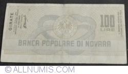 Image #2 of 100 Lire 1977 (17. I) - Novara