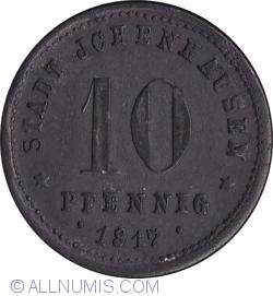 Image #1 of 10 Pfennig 1917 - Ichenhausen