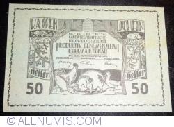 50 Heller 1920 - Krems