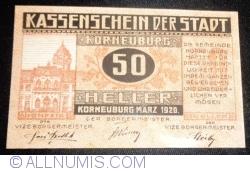 Image #1 of 50 Heller 1920 - Korneuburg