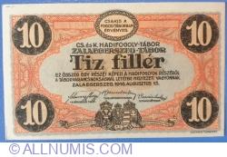 Image #2 of 10 Heller/Filler 1916 - Zalaegerszeg