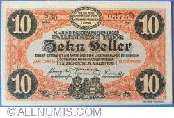 Image #1 of 10 Heller/Filler 1916 - Zalaegerszeg
