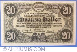 Image #1 of 20 Heller/Filler 1916 - Zalaegerszeg