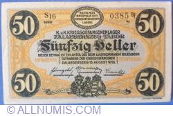 Image #1 of 50 Heller/Filler 1916 - Zalaegerszeg