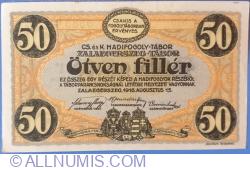 Image #2 of 50 Heller/Filler 1916 - Zalaegerszeg