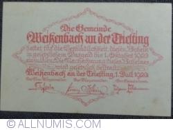 Image #2 of 20 Heller 1920 - Weiszenbach an der Treisting