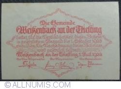Image #2 of 10 Heller 1920 - Weiszenbach an der Treisting