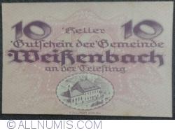 Image #1 of 10 Heller 1920 - Weiszenbach an der Treisting