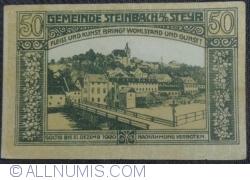 Imaginea #2 a 50 Heller ND - Steinbach an der Steyr