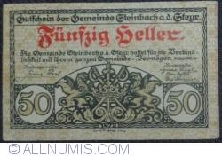 Imaginea #1 a 50 Heller ND - Steinbach an der Steyr