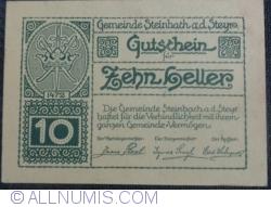 Imaginea #1 a 10 Heller ND - Steinbach an der Steyr