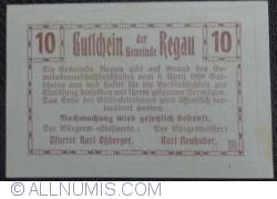 Imaginea #2 a 10 Heller 1920 - Regau