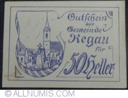 Imaginea #1 a 50 Heller 1920 - Regau