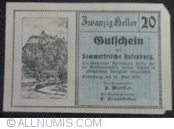 Image #1 of 20 Heller 1920 - Rofenburg