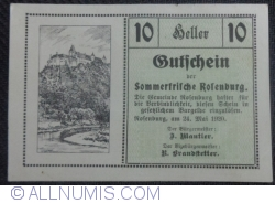 Image #1 of 10 Heller 1920 - Rofenburg