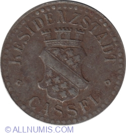 Image #2 of 10 Pfennig 1917 - Cassel