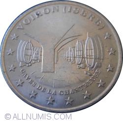 Imaginea #2 a 2 Euro de Voiron 8~22 Avril 1998 (Caves de la Chartreuse)