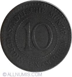 10 Pfennig 1917 - Uerdingen