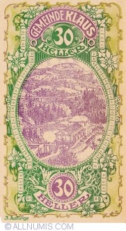 Imaginea #1 a 30 Heller 1920 - Klaus
