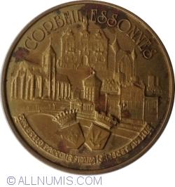 1 Euro 1998 - Corbeil-Essonnes