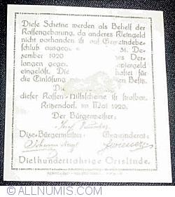 Image #2 of 10 Heller 1920 - Kritzendorf