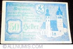 Imaginea #1 a 50 Heller 1920 - Kitzbühel