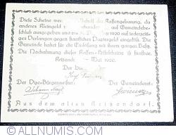 Image #2 of 20 Heller 1920 - Kritzendorf
