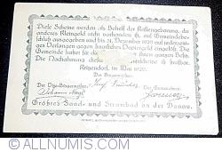 Image #2 of 50 Heller 1920 - Kritzendorf