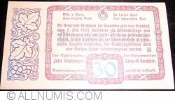 Imaginea #2 a 30 Heller 1920 - Kirchham