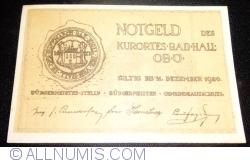 Imaginea #2 a 10 Heller 1920 - Bad Hall