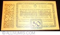 50 Heller 1920 - Kirchham