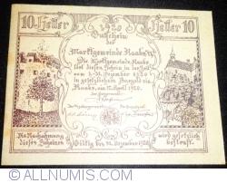 Image #1 of 10 Heller 1920 - Raabs an der Thaya