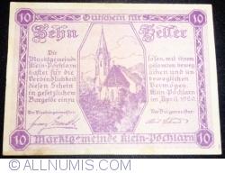 Imaginea #1 a 10 Heller 1920 - Klein-Pöchlarn