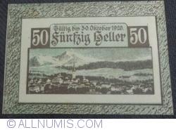 Imaginea #2 a 50 Heller 1920 - Windisckgarsten