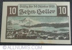 Imaginea #2 a 10 Heller 1920 - Windisckgarsten
