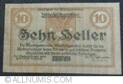 Imaginea #1 a 10 Heller 1920 - Windisckgarsten