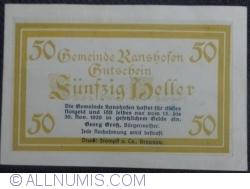Image #1 of 50 Heller 1920 - Ranshofen