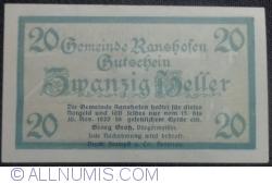 Image #1 of 20 Heller 1920 - Ranshofen