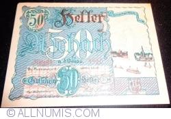 Imaginea #1 a 50 Heller ND - Aschach an der Donau